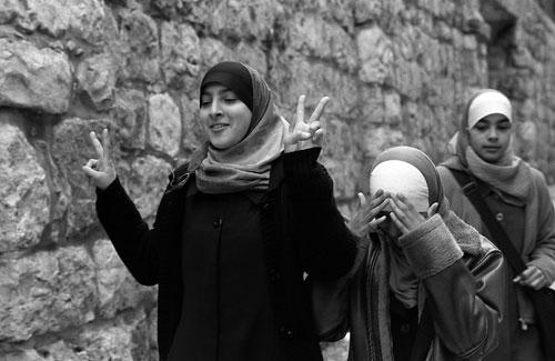 Gente di palestina - Claudio Lombardi